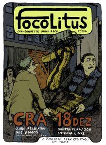 cartaz focolitus cra